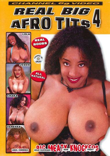 Real Big Afro Tits 4