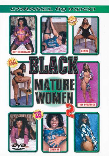 Black Mature Women 2