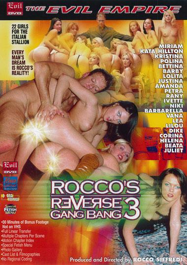 Rocco's Reverse Gang Bang 3