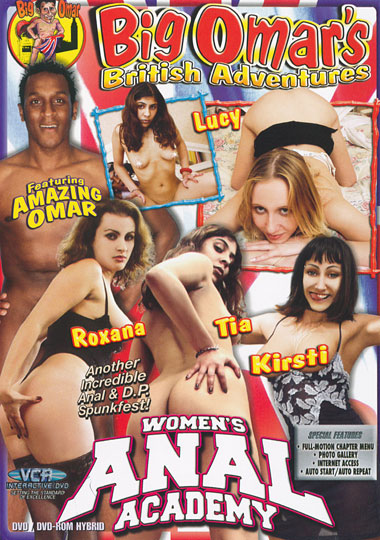 Big Omar's British Adventures: Women's Anal Academy