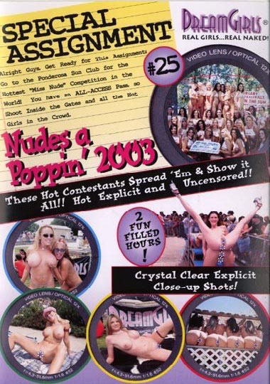 Special Assignment 25: Nudes a Poppin' 2003