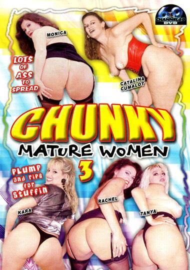 Chunky Mature Women 3
