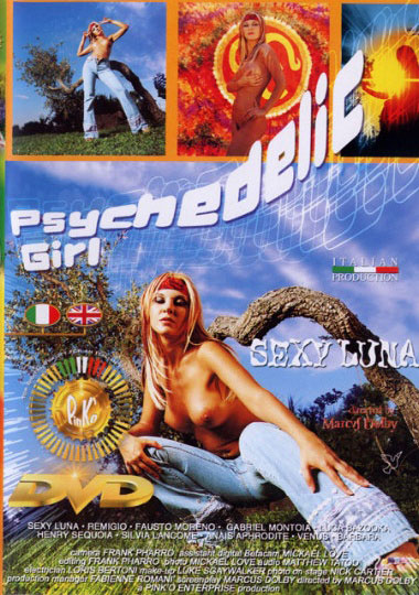 Psychedelic Girl