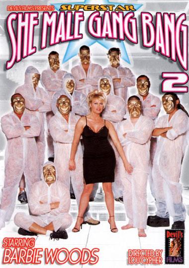 Superstar Shemale Gang Bang 2
