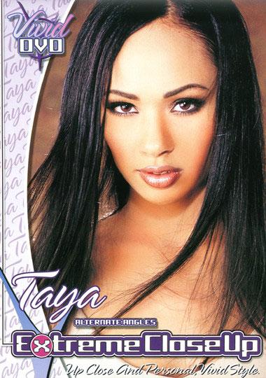 Extreme Close Up: Taya