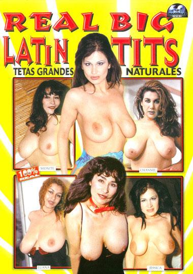 Real Big Latin Tits