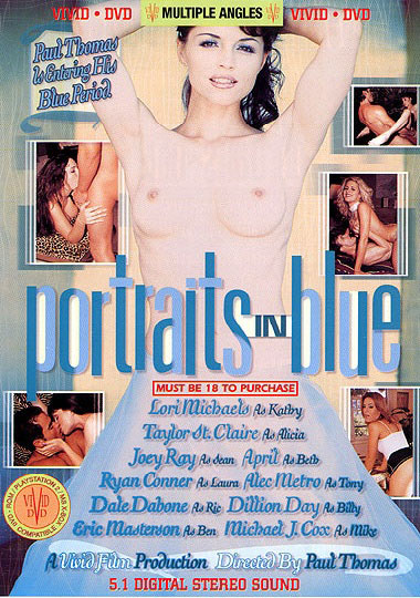 Portraits In Blue