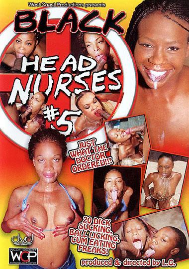 Black Head Nurses 5