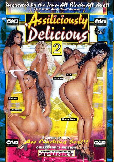 Assliciously Delicious 2