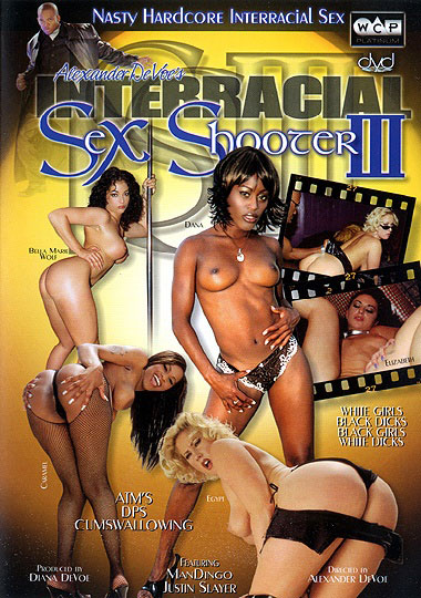 Interracial Sex Shooter 3