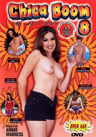 Chica Boom 8