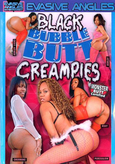 Black Bubble Butt Creampies
