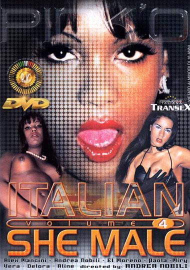 Italian She Male 4