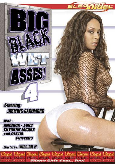 Big Black Wet Asses 4