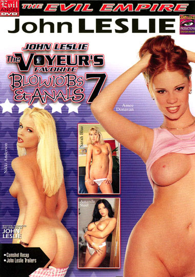 The Voyeur's Favorite Blowjobs And Anals 7
