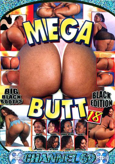 Mega Butt 18