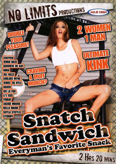 Snatch Sandwich-Everyman's Favorite Snack