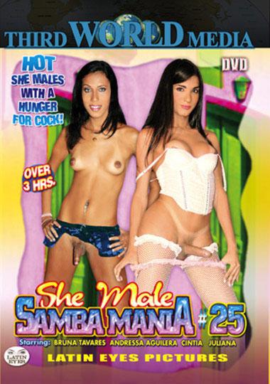 Shemale Samba Mania 25