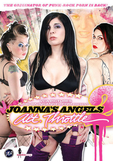 Joanna's Angels 2: Alt Throttle