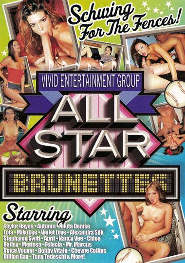 All Star Brunettes