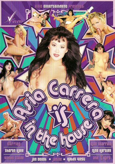 Asia Carrera Is In The House