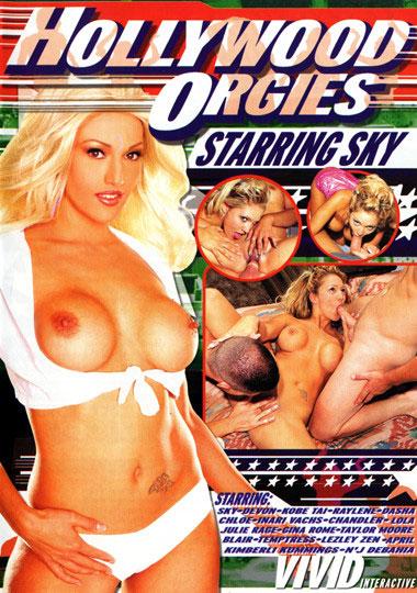 Hollywood Orgies: Sky