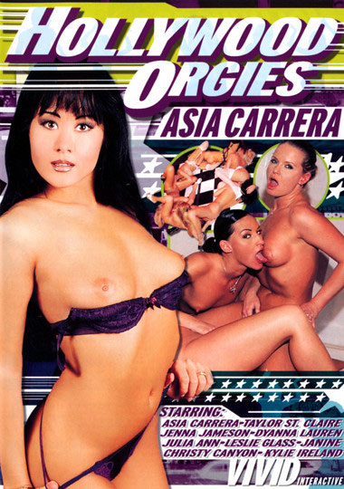 Hollywood Orgies: Asia Carrera