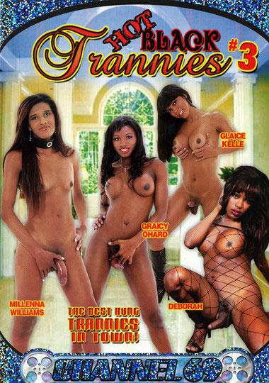Hot Black Trannies 3