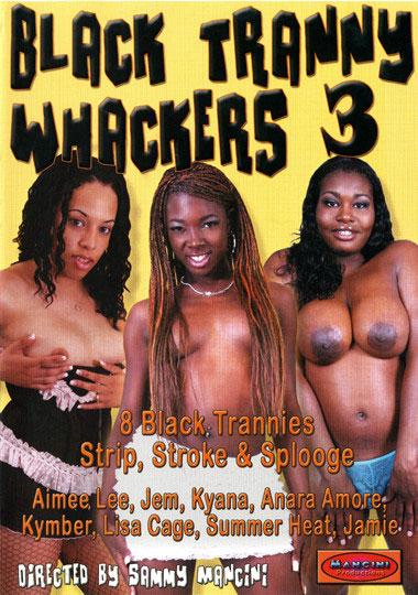 Black Tranny Whackers 3