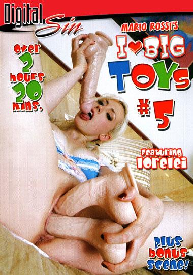 I Love Big Toys 5
