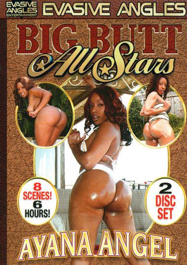 Big Butt All Stars: Ayana Angel
