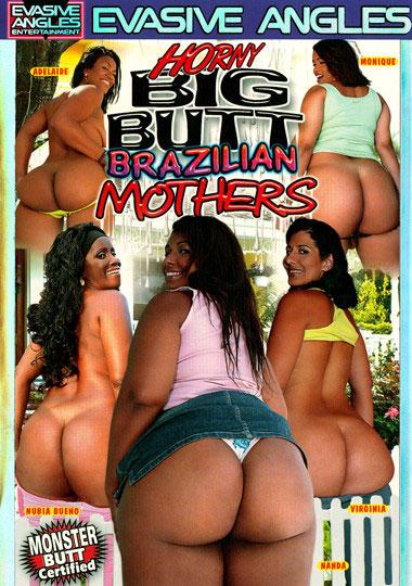 Horny Big Butt Brazilian Mothers