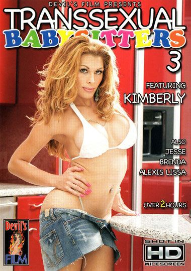 Transsexual Babysitters 3