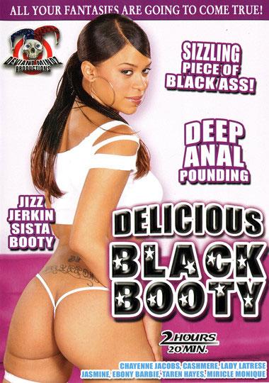 Delicious Black Booty