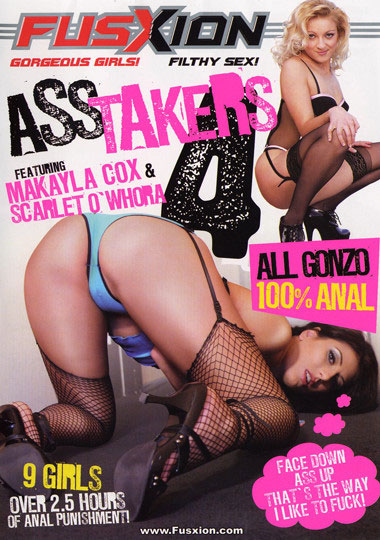 Ass Takers 4
