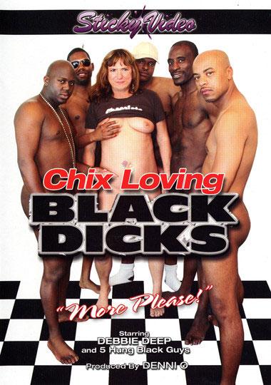 Chix Loving Black Dicks More Please