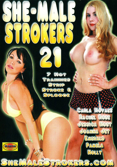 She-Male Strokers 21
