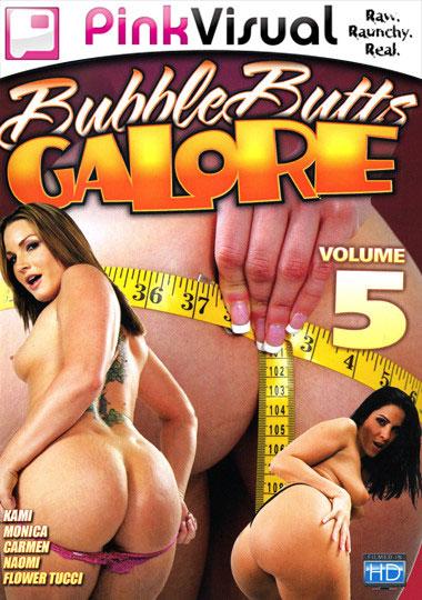 Bubble Butts Galore 5
