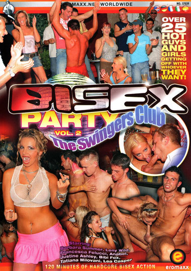 Bi Sex Party 2: The Swingers Club