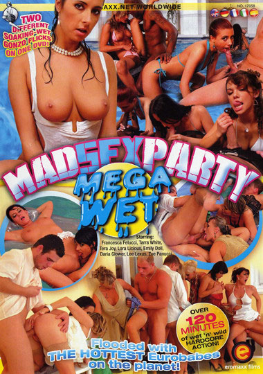 Mad Sex Party: Mega Wet