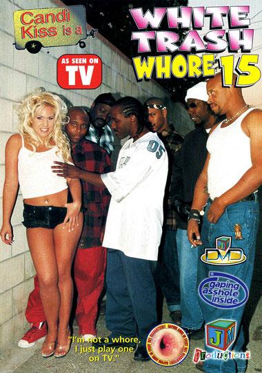 White Trash Whore 15: Candi Kiss