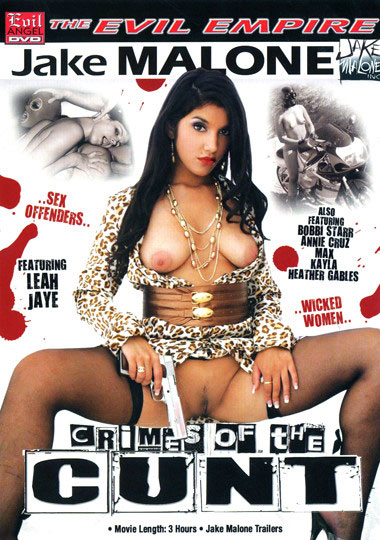 Crimes Of The CUNT